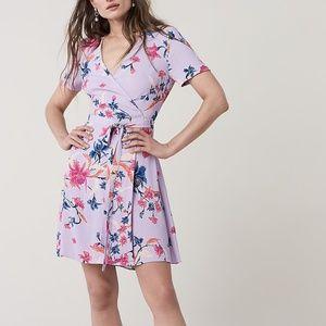 Diane von Furstenberg Savilla Floral Dress